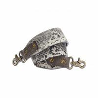 Ремень для сумки со змеиным принтом (подходит для любой сумки NOOSA)