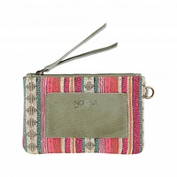 Внутренняя мини-сумочка розовая